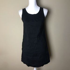 Theory Women's Black Sleeveless Dress Size P